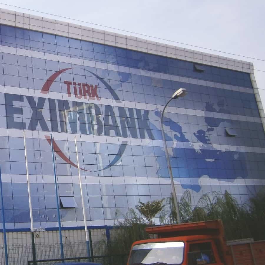 one way vision uygulamasi eximbank - Dış Mekan Dijital Baskı Uygulamaları