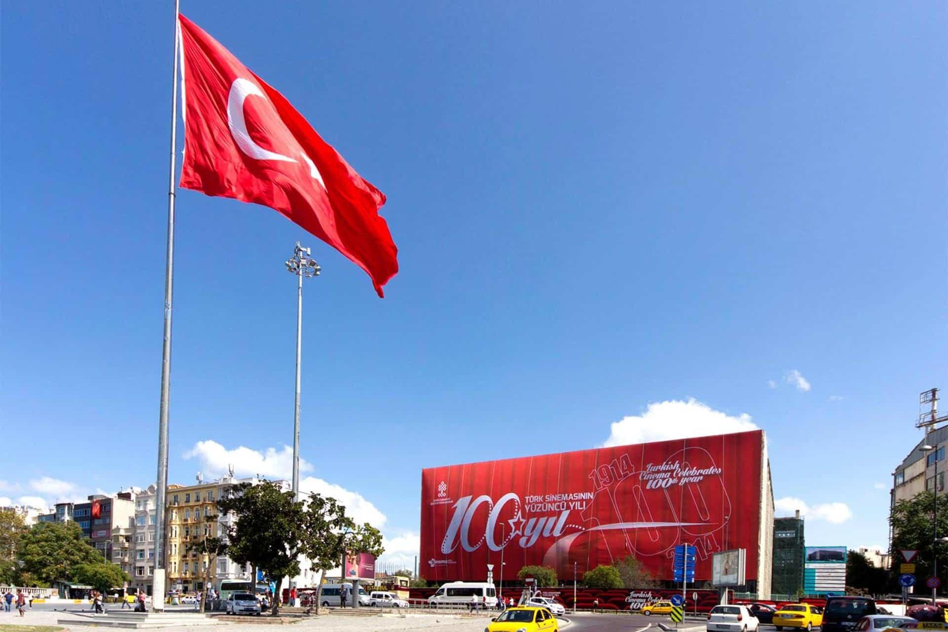 istanbul taksim ataturk kultur merkezi bina giydirme - Projeler