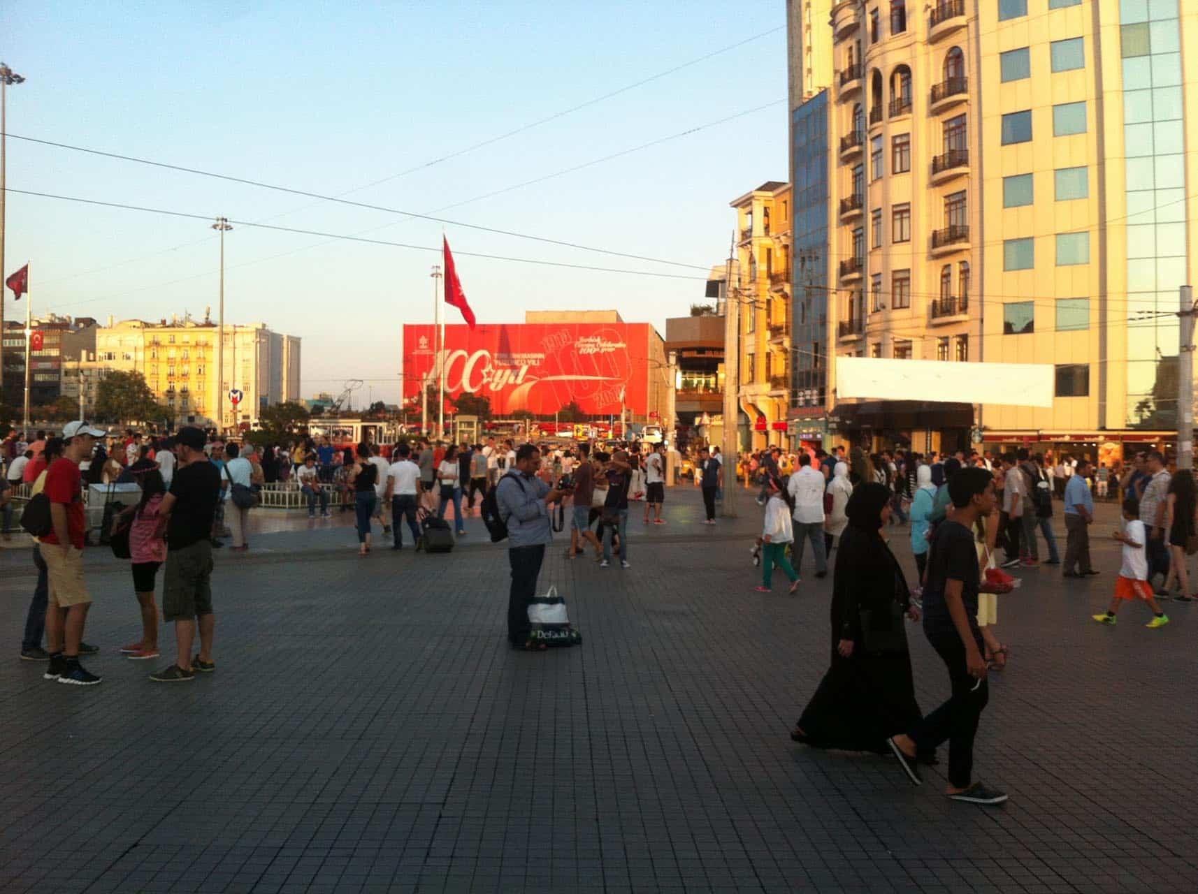 istanbul taksim ataturk kultur merkezi bina giydirme16 - İstanbul Taksim AKM Binası Giydirme