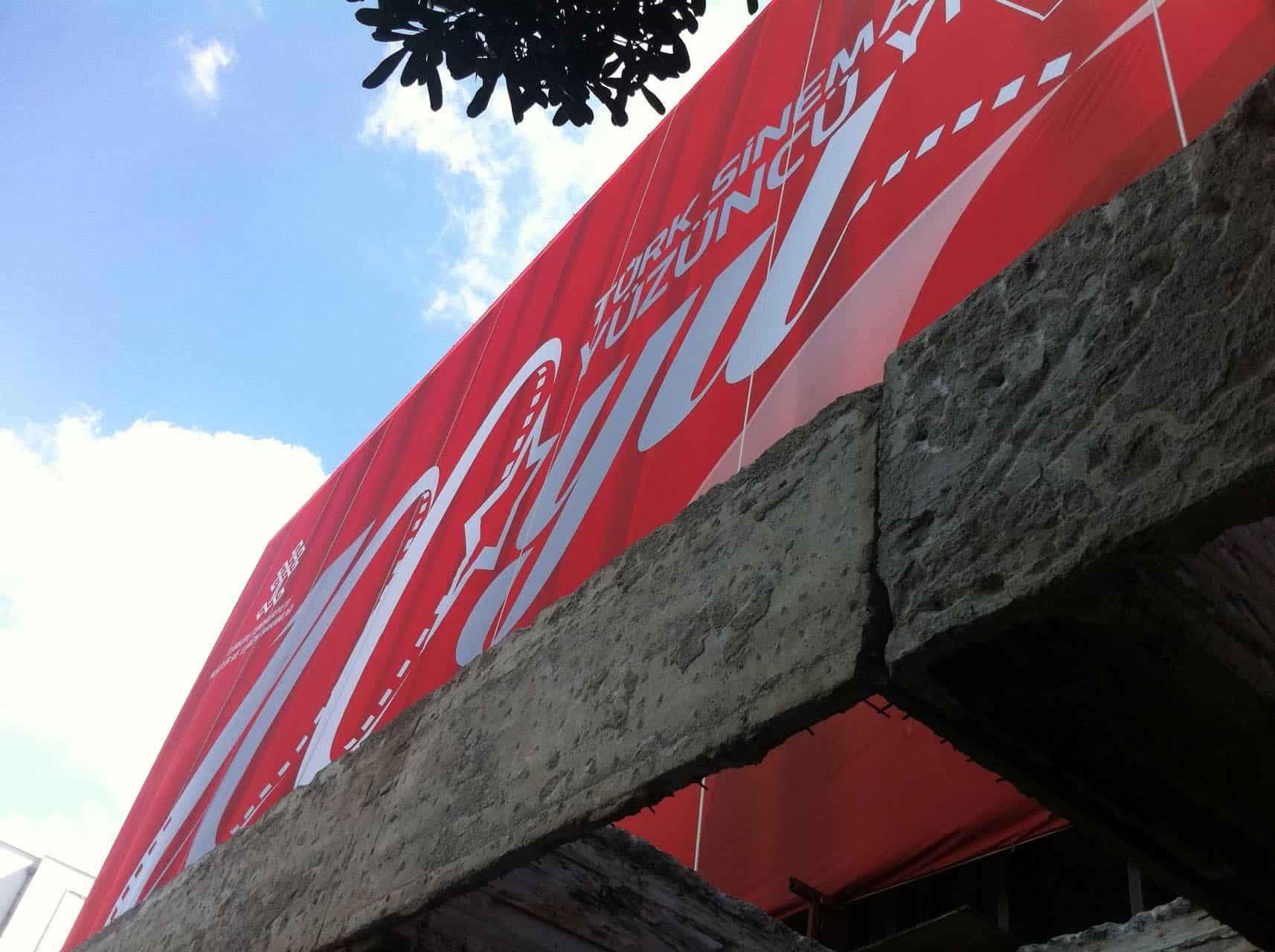 istanbul taksim ataturk kultur merkezi bina giydirme20 - İstanbul Taksim AKM Binası Giydirme