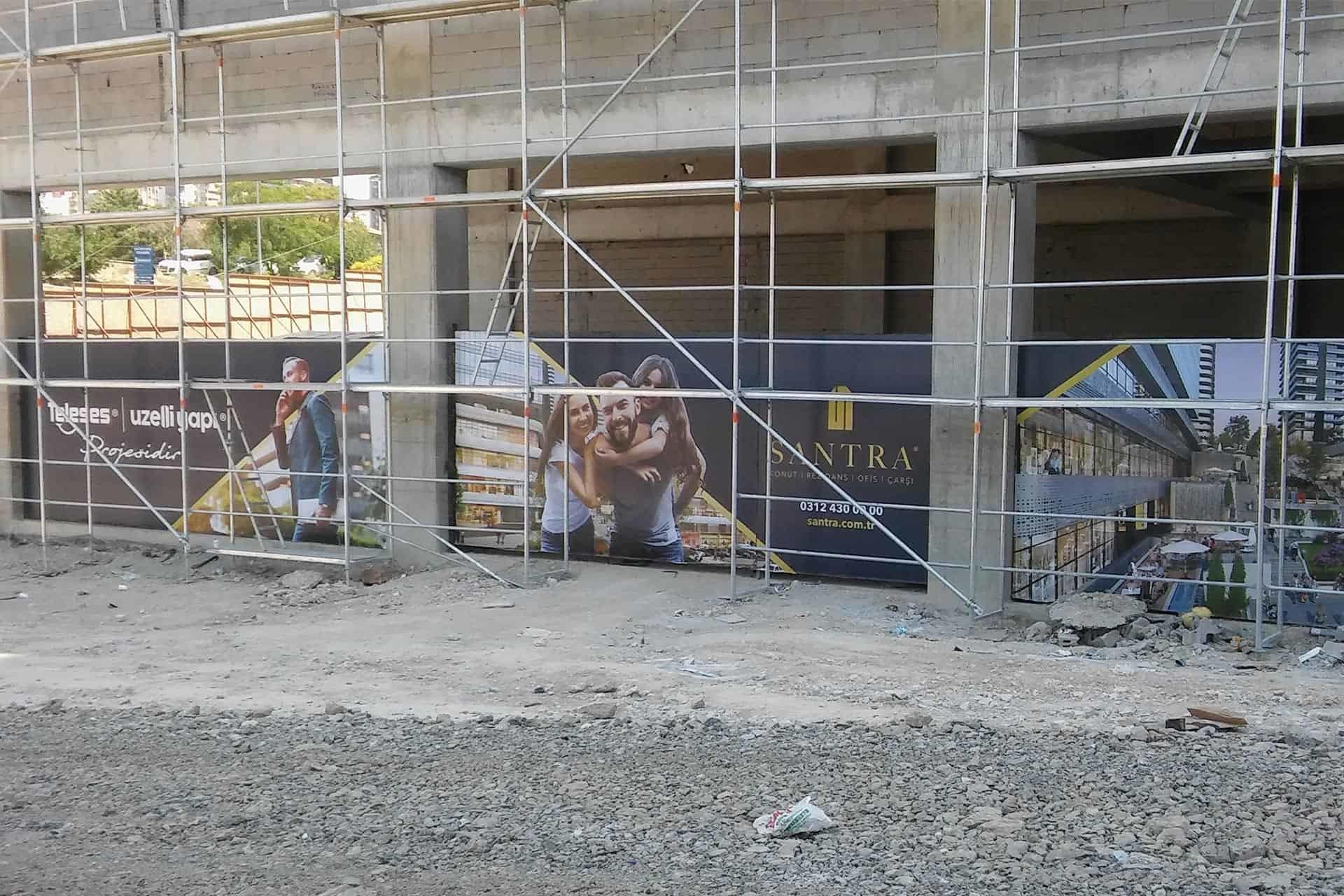santra konut rezidans ofis insaat reklam duvar baskilari9 - Santra Konut Rezidans İnşaat Duvar Reklam Baskıları